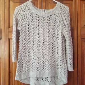 Light Gray Women's Sweater
